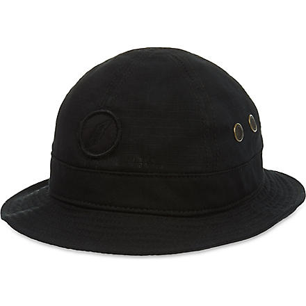 BILLIONAIRE BOYS CLUB Black bucket hat (Black