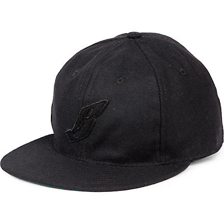 BILLIONAIRE BOYS CLUB B field baseball cap (Black