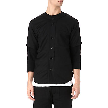 BILLIONAIRE BOYS CLUB Louisville shirt (Black