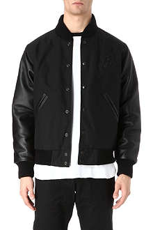 BILLIONAIRE BOYS CLUB Ballistic varsity jacket