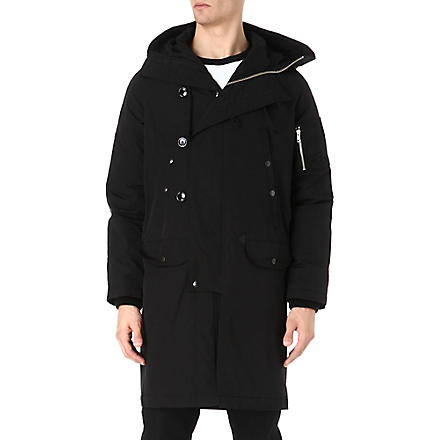 BILLIONAIRE BOYS CLUB N3B coat (Black