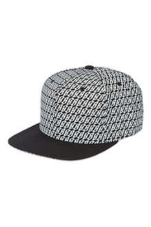 BILLIONAIRE BOYS CLUB Bendi print cap