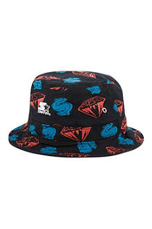 BILLIONAIRE BOYS CLUB Diamond print bucket hat