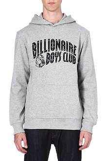 BILLIONAIRE BOYS CLUB Printed cotton hoody