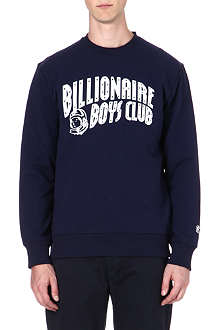 BILLIONAIRE BOYS CLUB Printed cotton sweatshirt