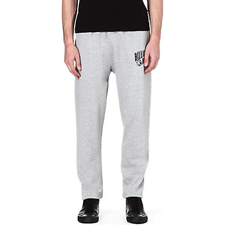 BILLIONAIRE BOYS CLUB Logo-detailed jogging bottoms (Grey/black