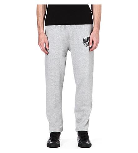 BILLIONAIRE BOYS CLUB Logo-detailed jogging bottoms (Grey/black