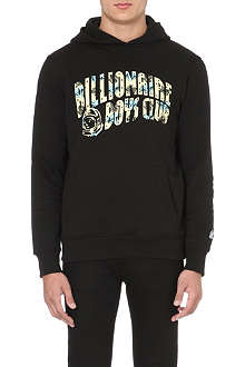 BILLIONAIRE BOYS CLUB Logo cotton hoody