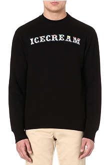 ICE CREAM Sideshow sweatshirt