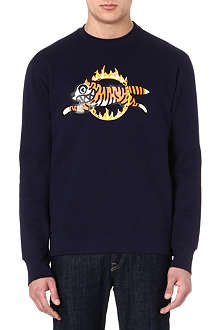 ICE CREAM Tiger sweatshirt