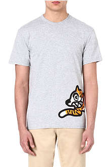 ICE CREAM Running Tiger t-shirt