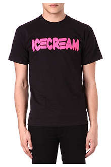 ICE CREAM Cryface spider t-shirt