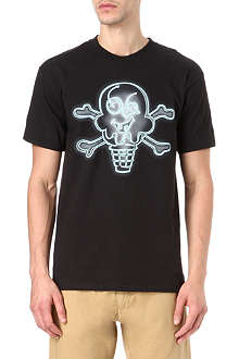 ICE CREAM X-Ray crossbones t-shirt