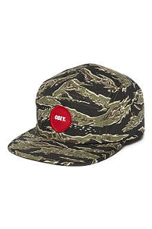 OBEY Circle patch baseball cap
