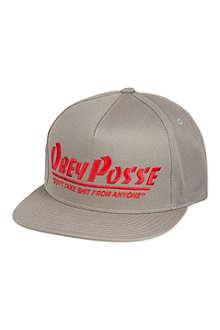 OBEY Posse snapback cap