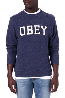 OBEY Slider sweatshirt