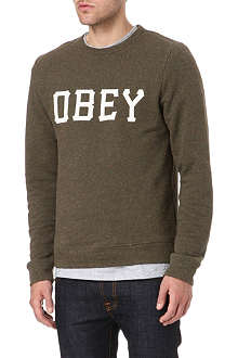 OBEY Slider jumper