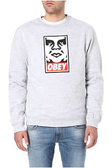 OBEY OG Face jumper