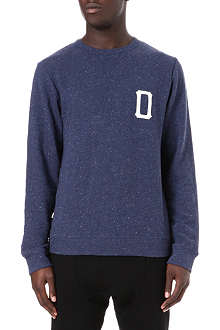 OBEY Speckled O sweatshirt