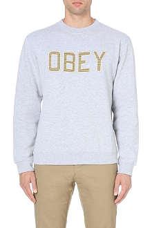 OBEY Belton sweatshirt