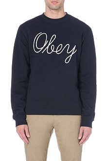 OBEY Stanton sweatshirt