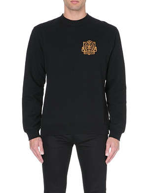 OBEY Academy Badge jersey sweatshirt