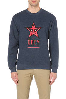 OBEY Star 96 sweatshirt