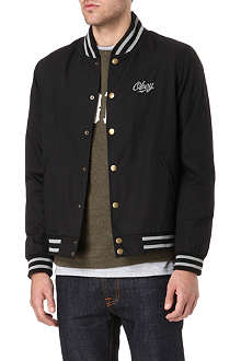OBEY Varsity Rebel bomber jacket