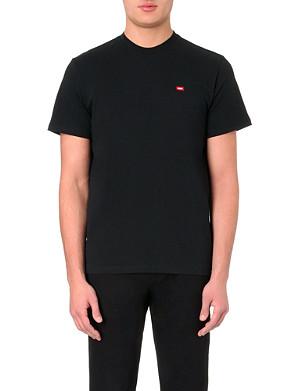 OBEY Logo cotton-jersey t-shirt