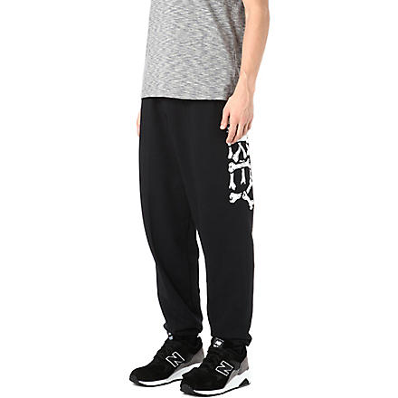 OBEY Bones jogging bottoms (Black