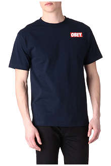 OBEY Logo t-shirt