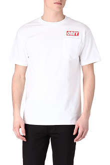 OBEY Logo-t-shirt
