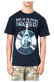 OBEY 'Drop In The Bucket' t-shirt