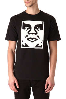OBEY Icon face t-shirt
