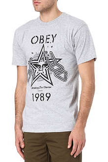 OBEY Breaking the Chains t-shirt