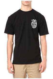 OBEY Demon print t-shirt