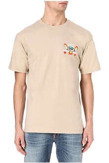 OBEY Napalm Hearts t-shirt