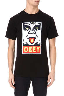 OBEY Face Mega Dose t-shirt