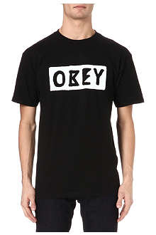 OBEY Dive Bar t-shirt