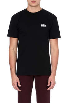 OBEY Worldwide logo t-shirt