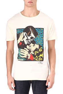 OBEY Loveshack printed t-shirt