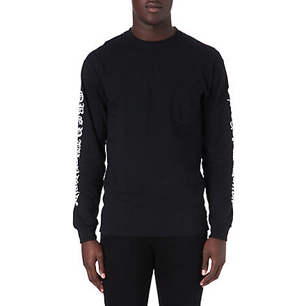 OBEY Propaganda long-sleeve top (Black