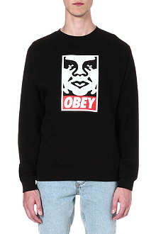 OBEY Icon Face sweatshirt