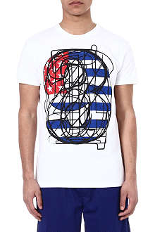 SNCL Graphic printed t-shirt