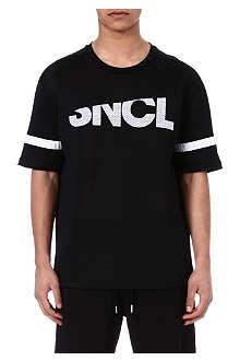 SNCL Neoprene diver t-shirt
