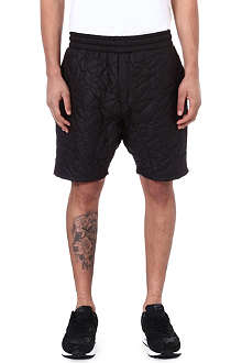 SNCL Quilted false start shorts