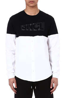 SNCL Periscope cotton shirt top