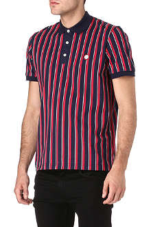 PRETTY GREEN Modest stripe polo shirt