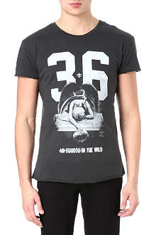DEATH BY ZERO 36 Angel t-shirt