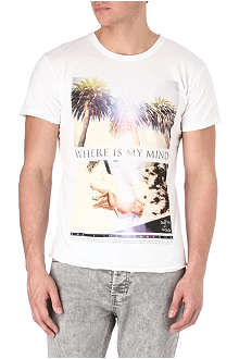 DEATH BY ZERO Where is my mind? t-shirt